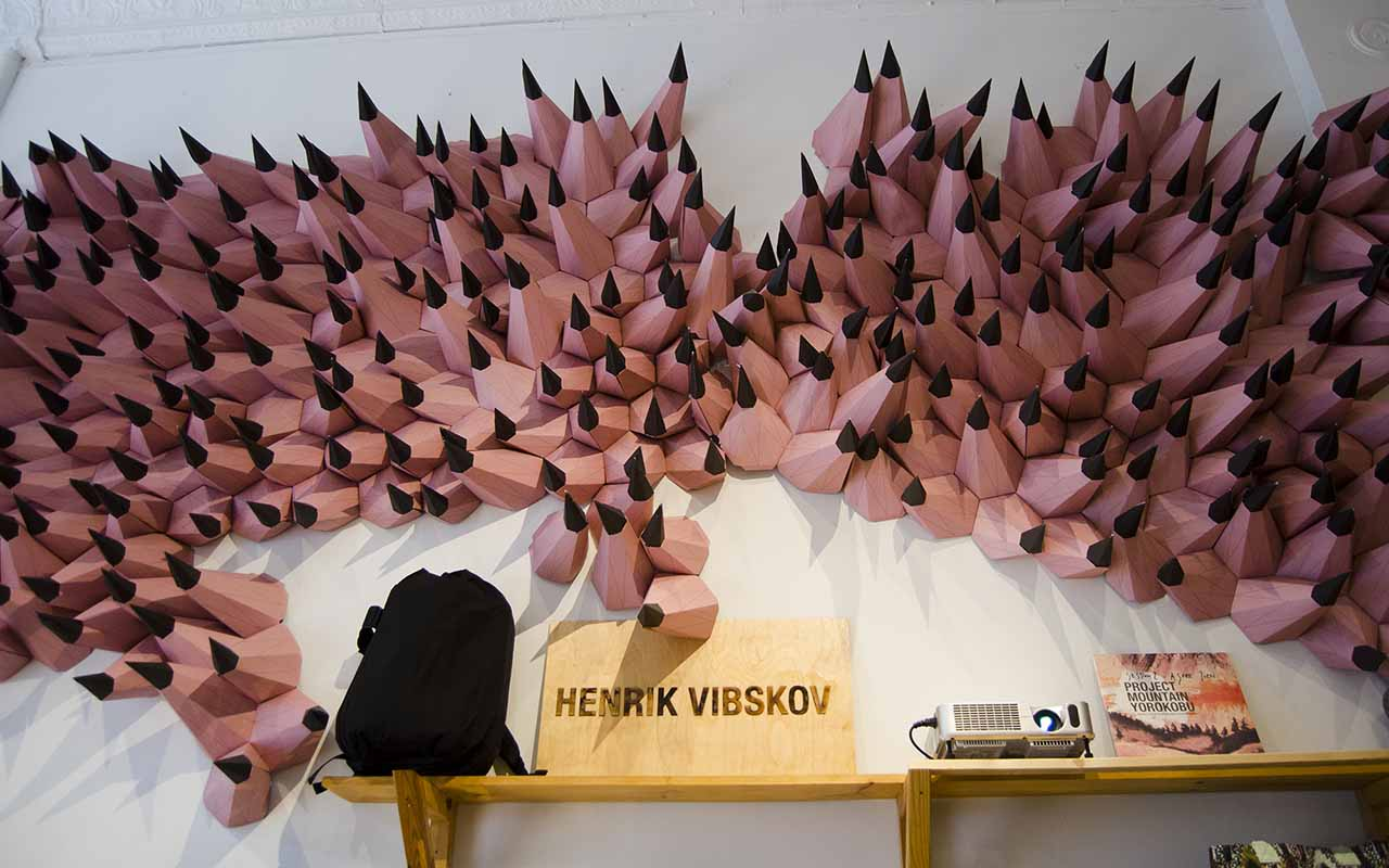 Interior Gems: The Henrik Vibskov Boutique