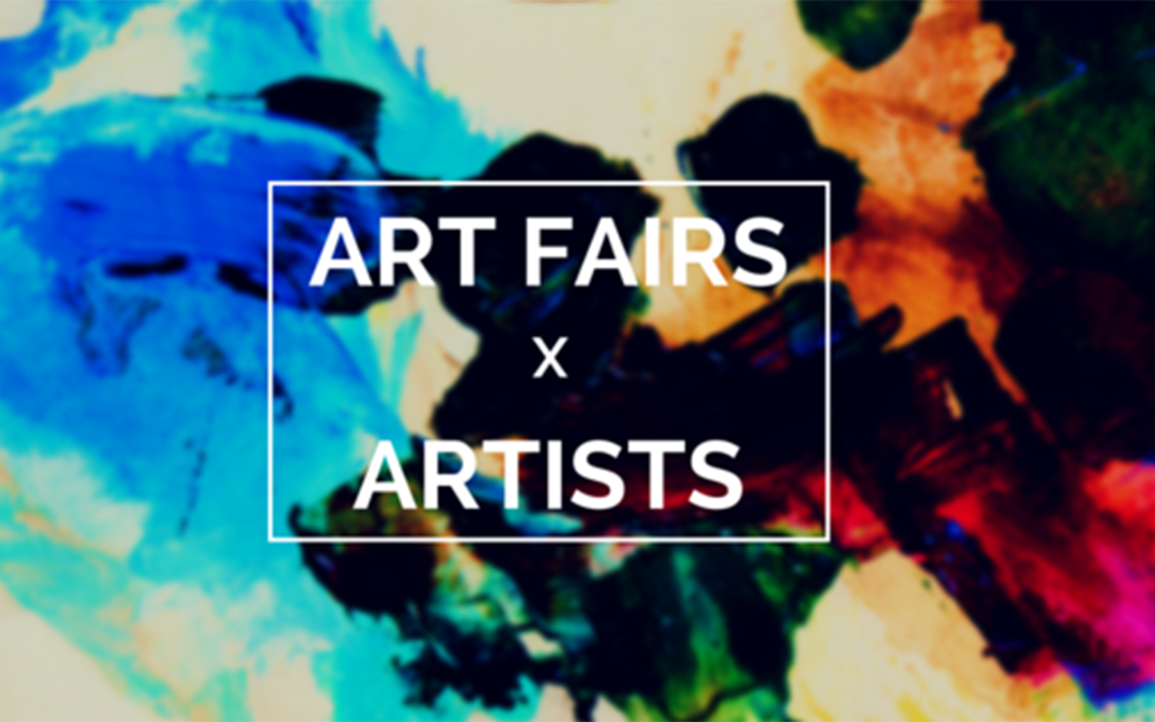 Art-Ed: 5 Critical Reasons Artists Should Attend Art Fairs