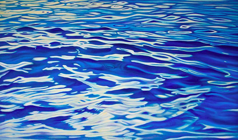 %22Rhapsody in Blue%22 by Edi Franc