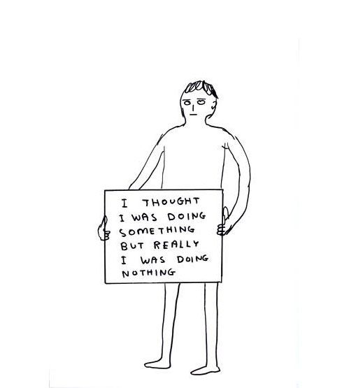 From The Essential David Shrigley