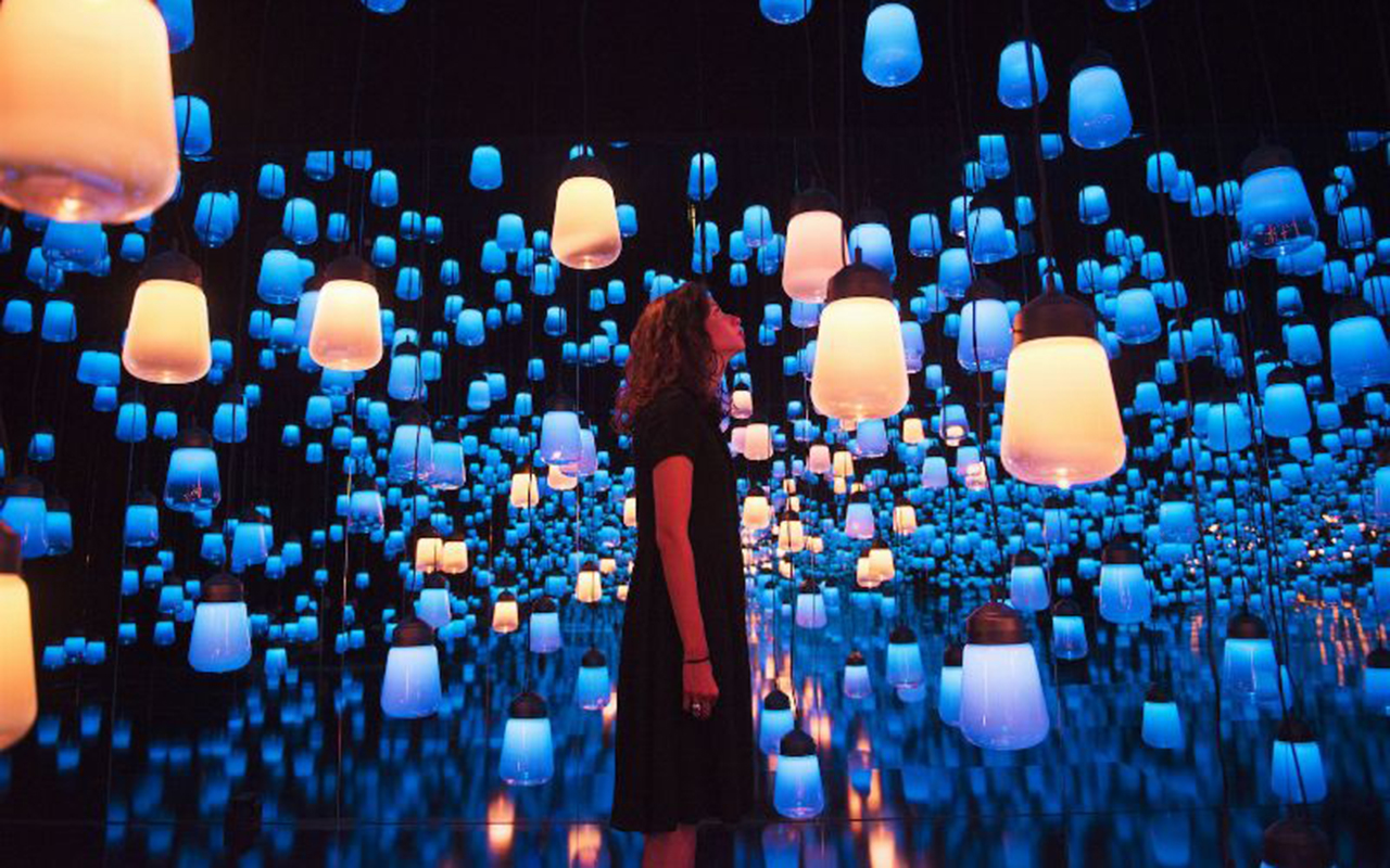 Famous Interactive Art Installations