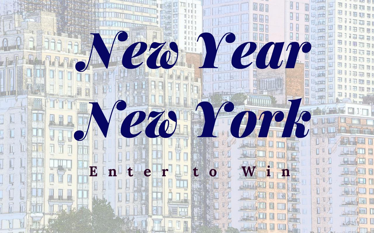 New Year, New York